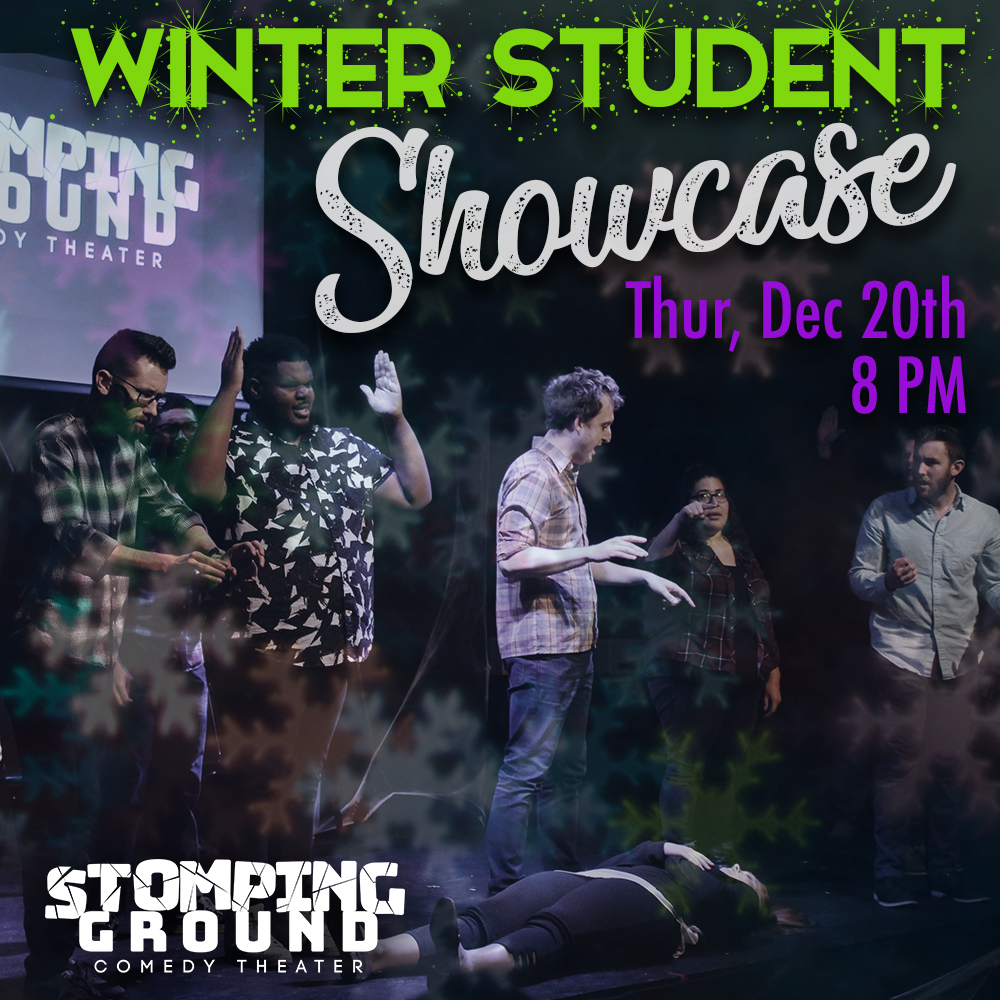 Winter Student Showcase Night