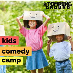 Kids Comedy Camp (Ages 5-7)