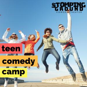 Teen Comedy Camp