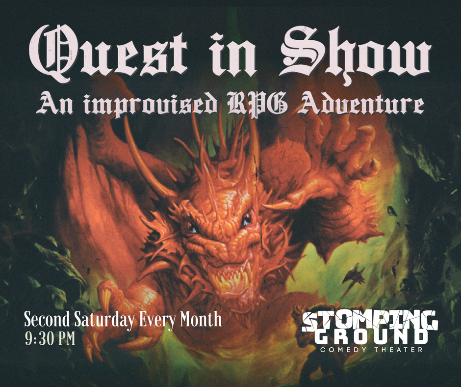 Quest in Show: An Improvised RPG Adventure