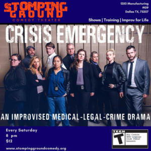 General Admission – Crisis Emergency – June 16