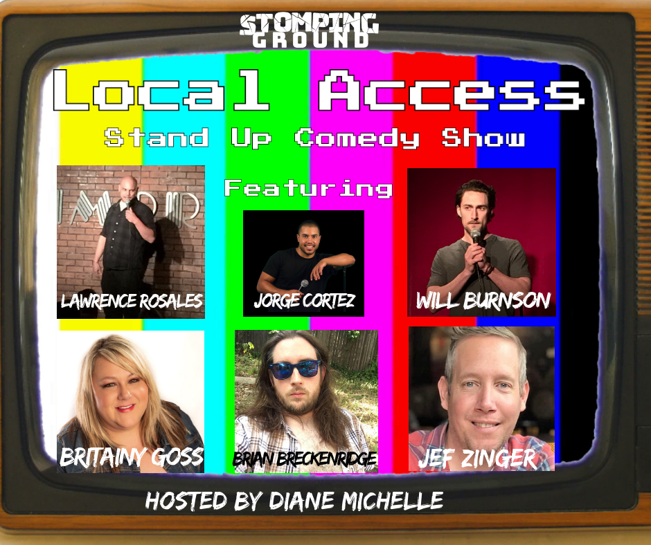 Local Access: Stand Up Comedy Show