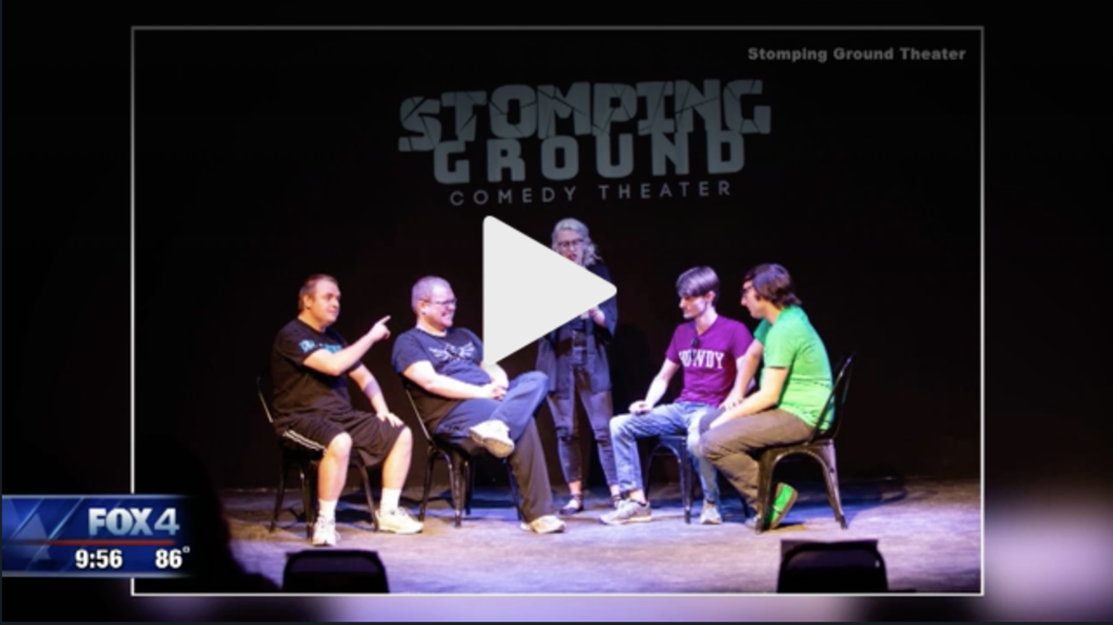 Improv For Life – Stomping Ground Comedy Theater