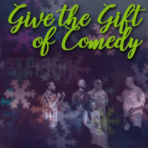 Give the Gift of Laughter