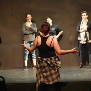 Movement and Physicality for the Performer – Spring 2019