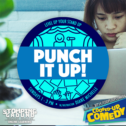 Punch it Up! (Sketch Edition)