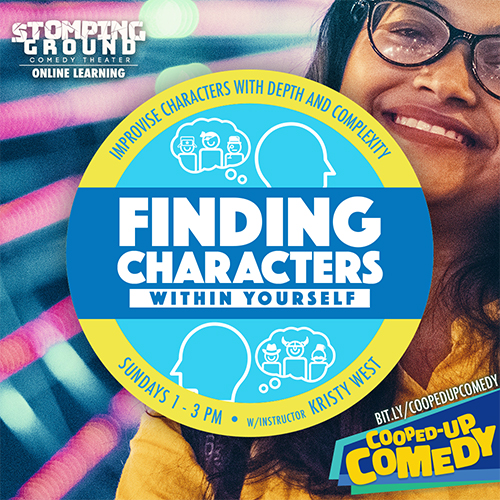 Finding Characters Within Yourself