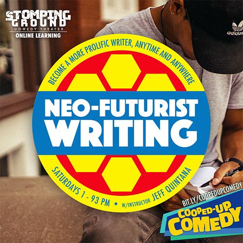 Neo-Futurist Writing